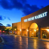 AMPRO upgrades lighting at Cypress Point Shopping Center